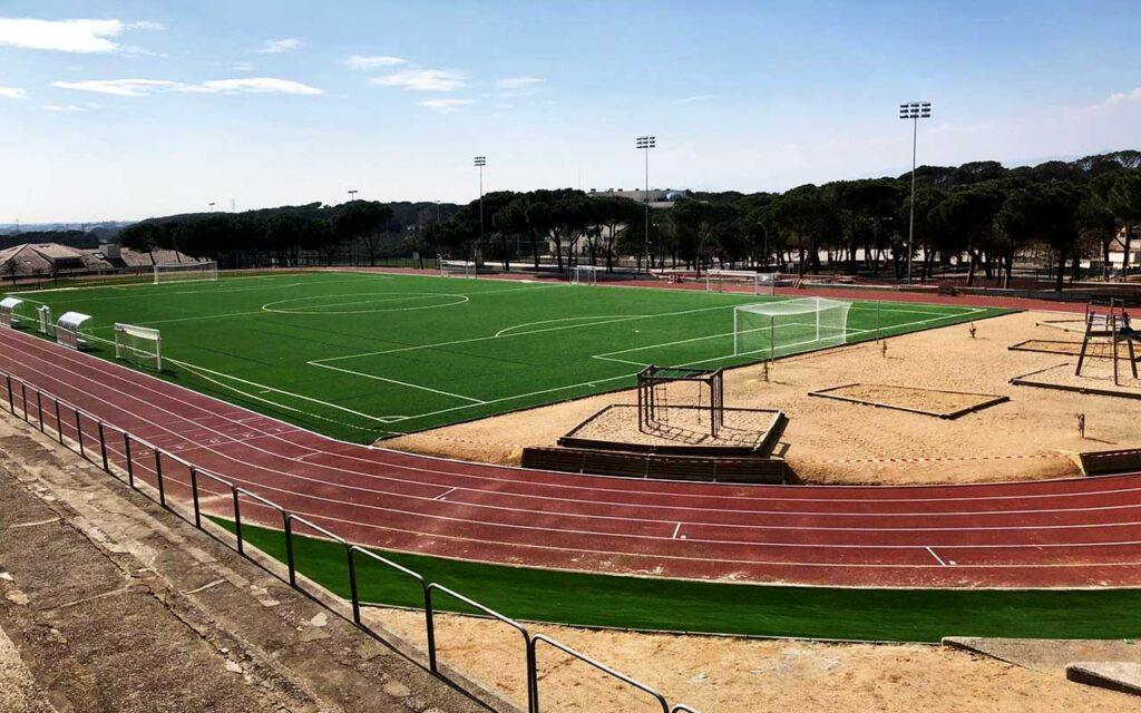 Fútbol instalación final