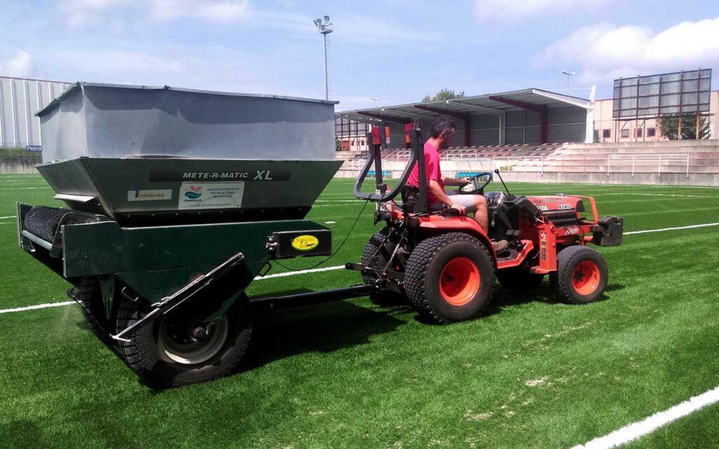 Mantenimiento fútbol Sport Equipalia